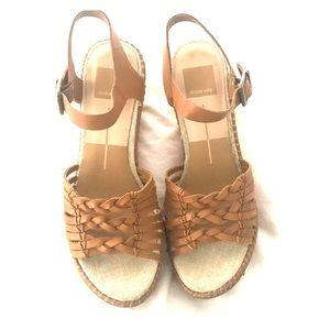 Dolce Vita leather sandal